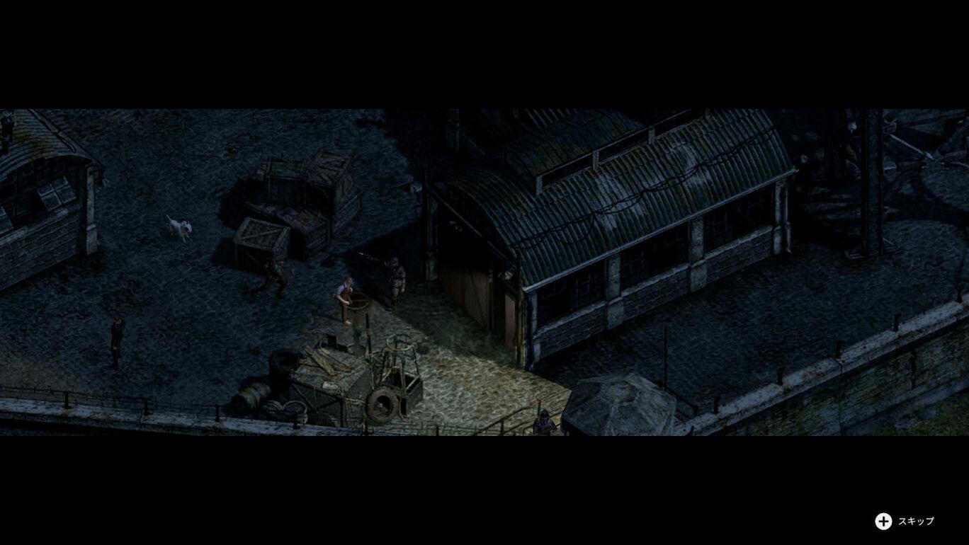 Commandos 2 - HD Remaster (コマンドスツーエイチディリマスター)
