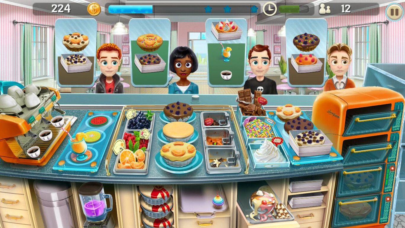 Sweet Bakery Tycoon スウィート・ベーカリー・タイクーン 拡張パック #1