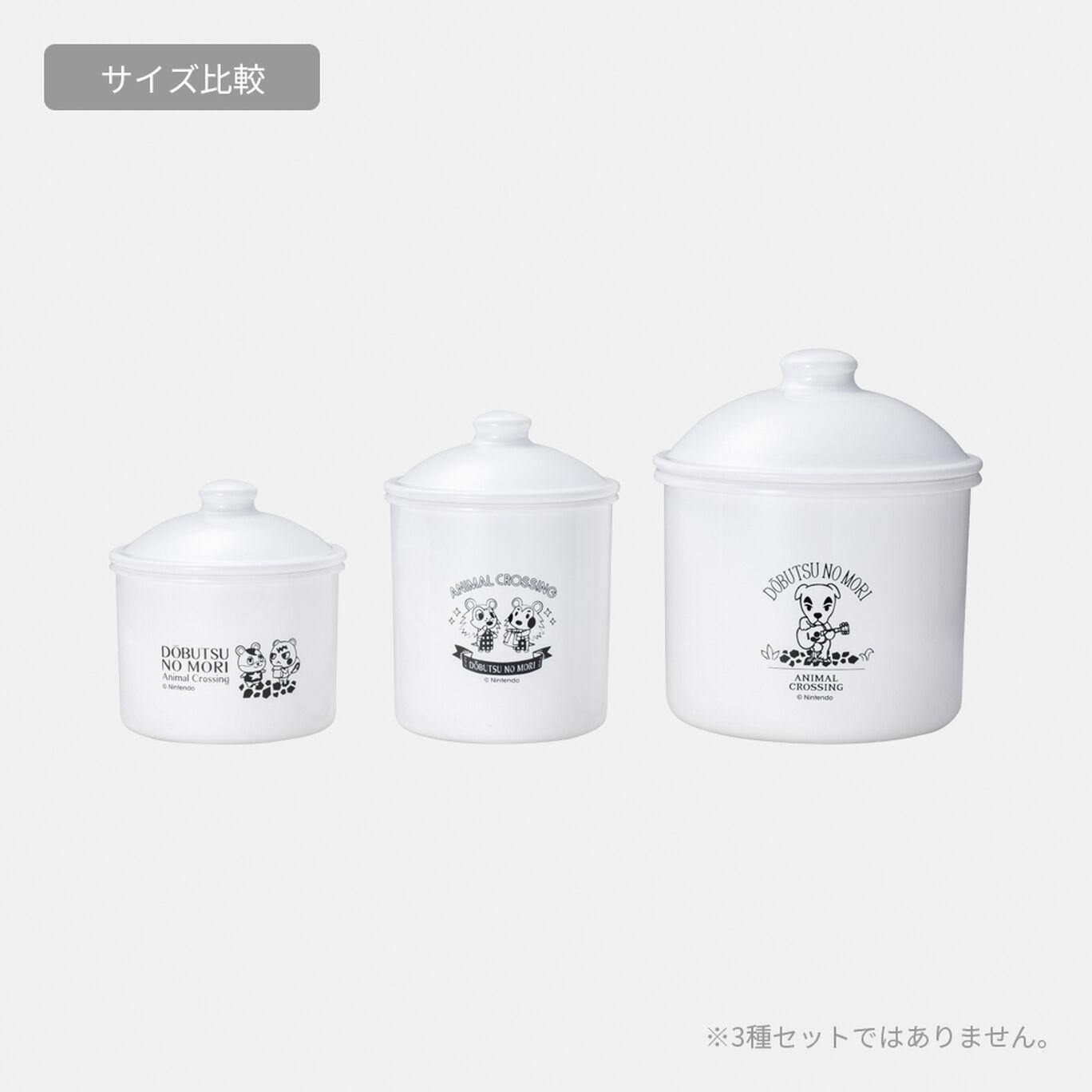 キャニスター(小) どうぶつの森【Nintendo TOKYO取り扱い商品】
