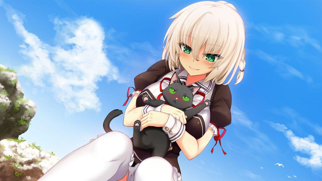 と 皇女 と 野良猫 ノラ