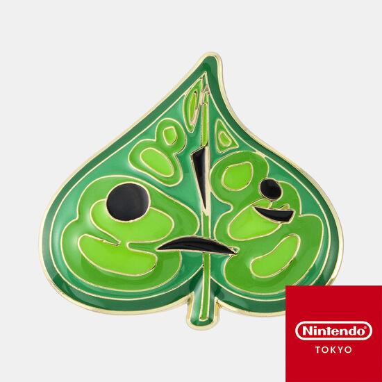コログのピンズ ゼルダの伝説【Nintendo TOKYO取り扱い商品】