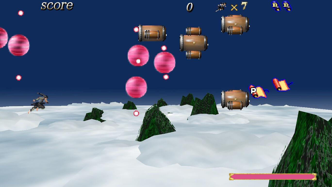 戦国キャノン for Nintendo Switch