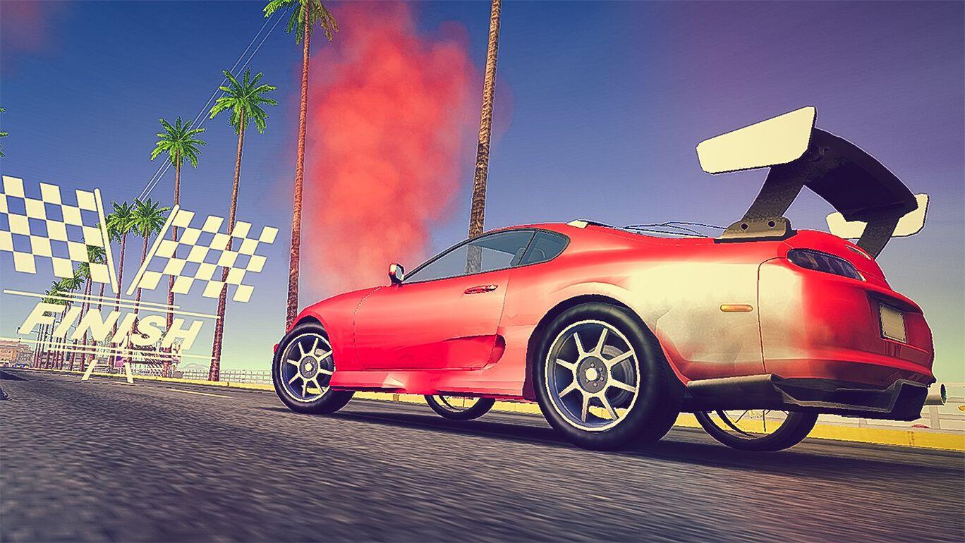 国内市場車レーシングー2