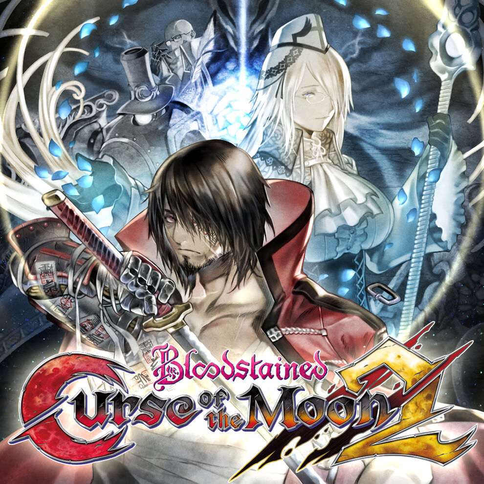 Bloodstained: Curse of the Moon 2