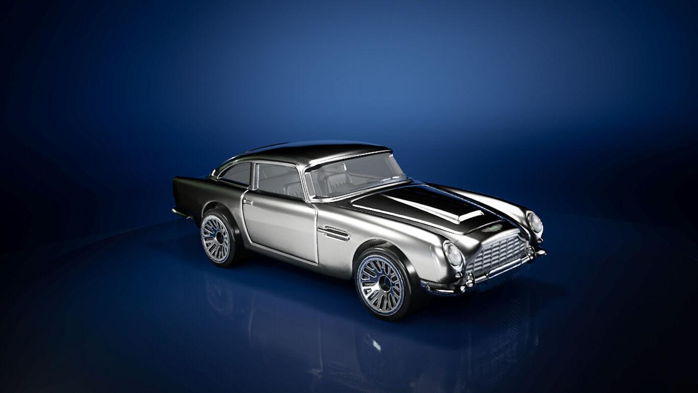 HOT WHEELS™ - Aston Martin DB5 1963