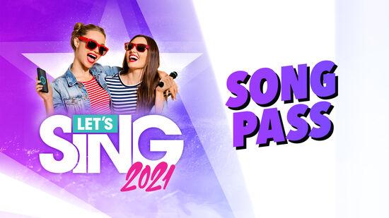 レッツシング2021 - Song Pass