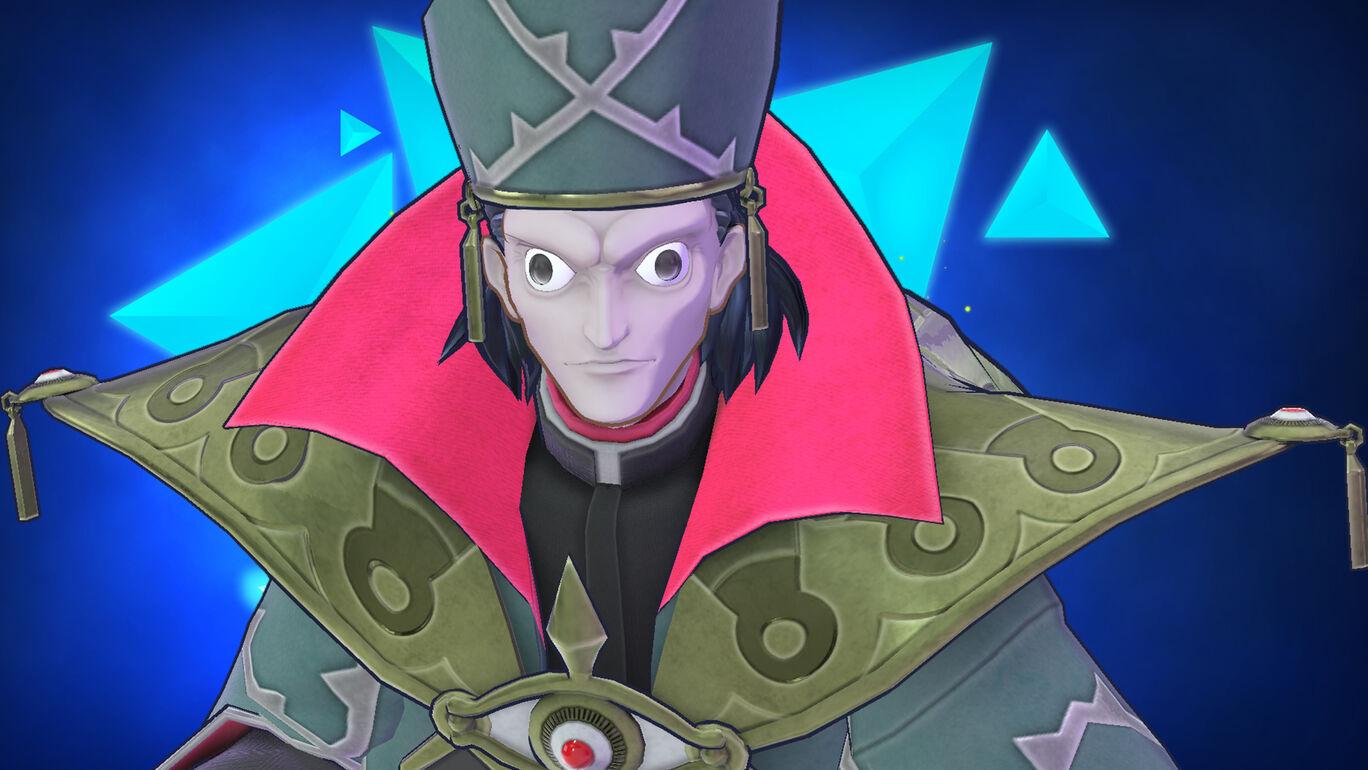 魔道の神官服