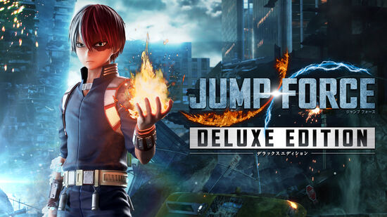 JUMP FORCE キャラクターパック⑩