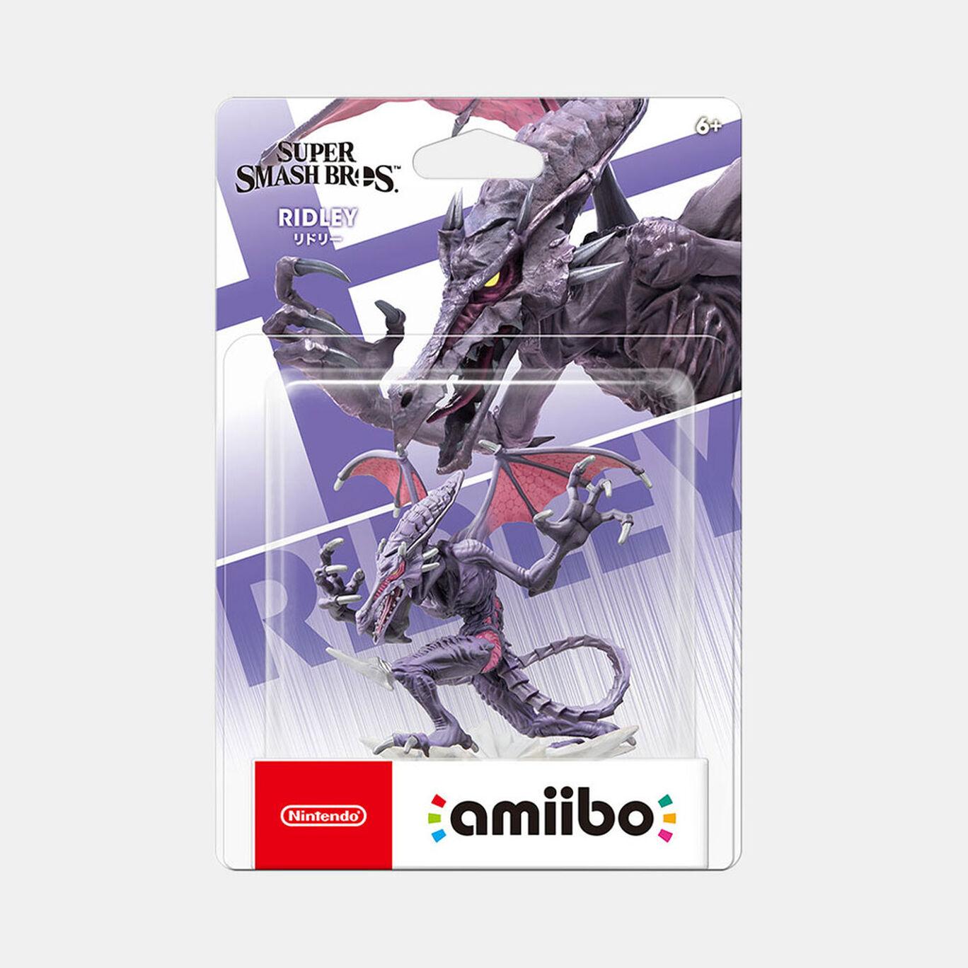 amiibo リドリー(大乱闘スマッシュブラザーズシリーズ)