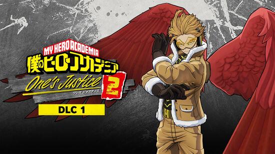 僕のヒーローアカデミア One's Justice2:プレイアブルキャラクター ホークス