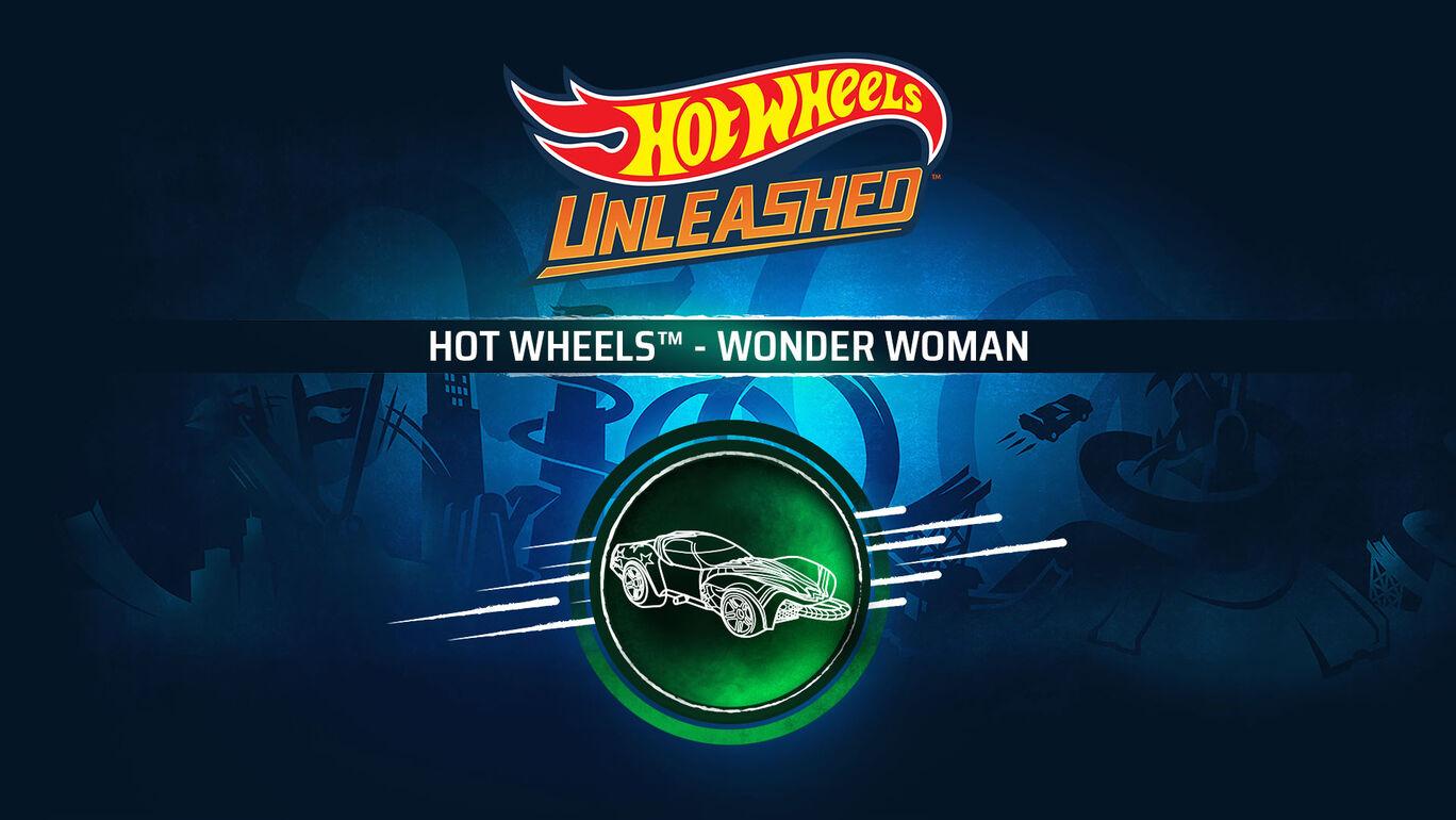 HOT WHEELS™ - Wonder Woman