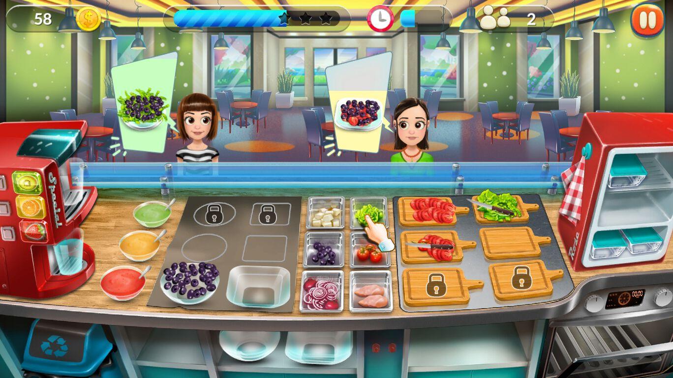 Salad Bar Tycoon 拡張パック 1