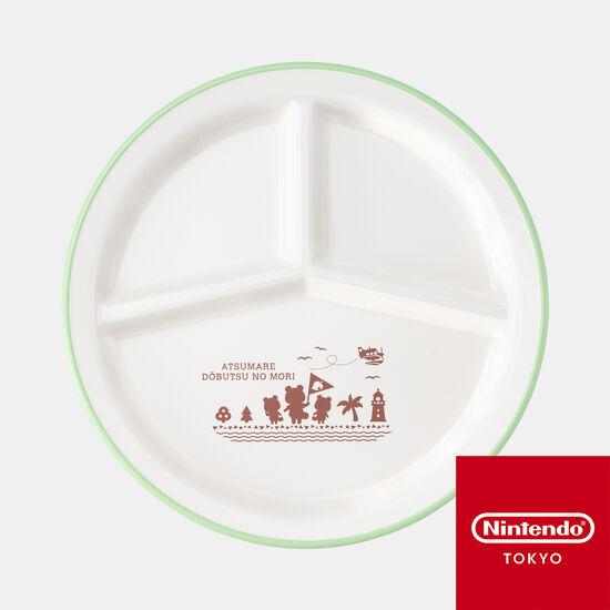ランチプレート あつまれ どうぶつの森【Nintendo TOKYO取り扱い商品】