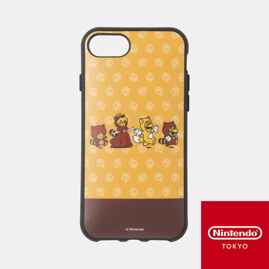 スマホケース スーパーマリオ パワーアップ C iPhone 8/7/6s/6 対応【Nintendo TOKYO取り扱い商品】