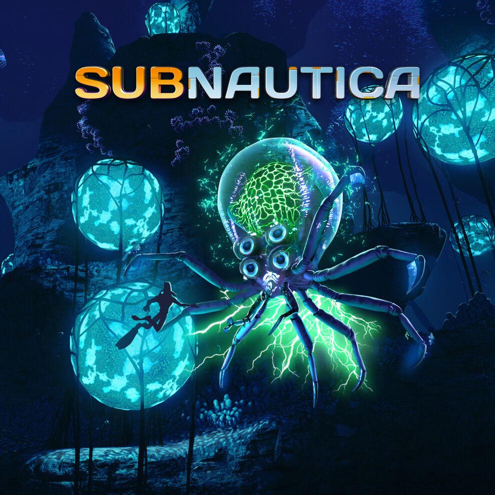 Subnautica サブノーティカ