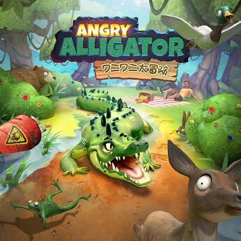 Angry Alligator ワニワニ大冒険