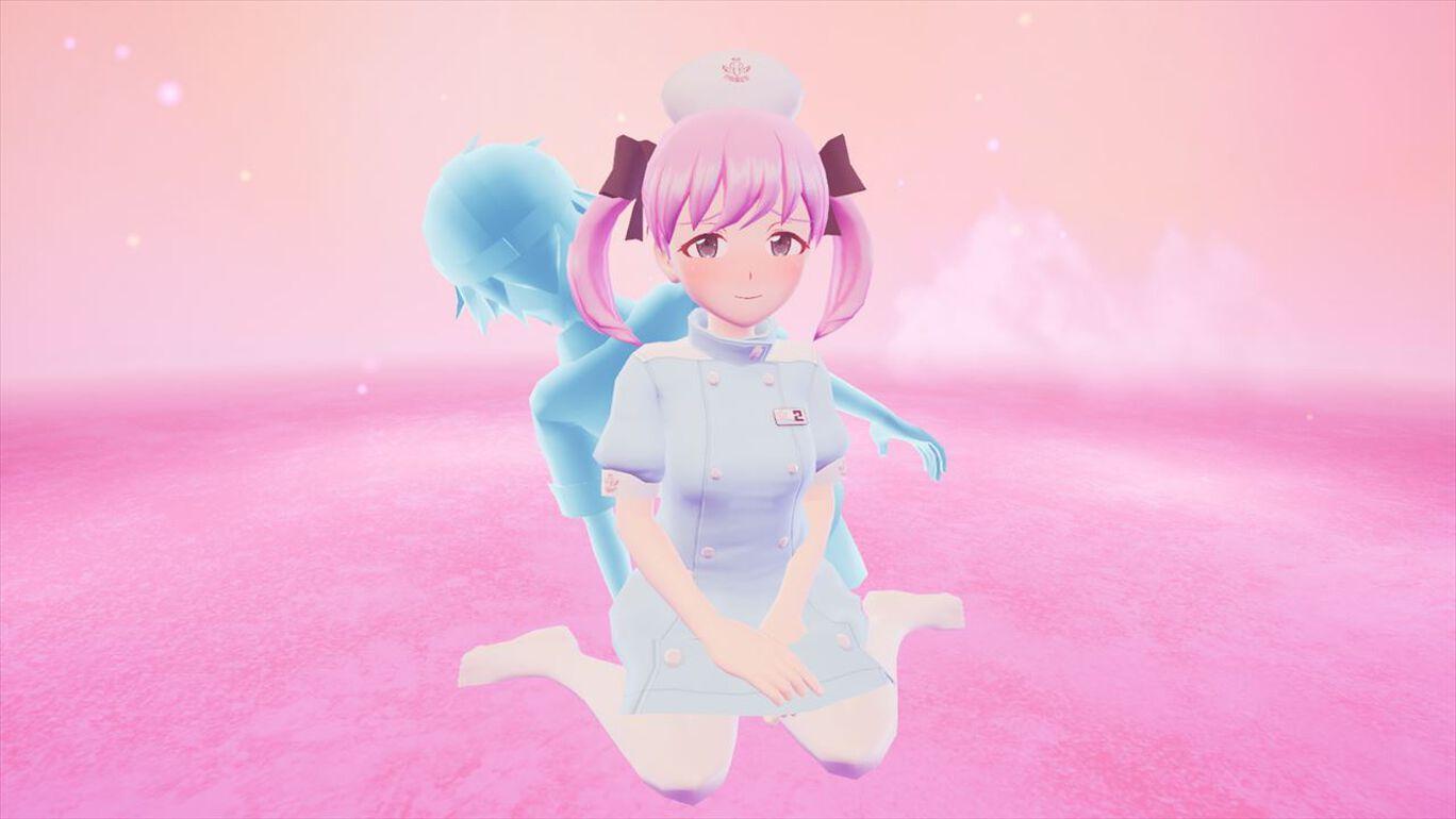 「天使のナース服」衣装セット