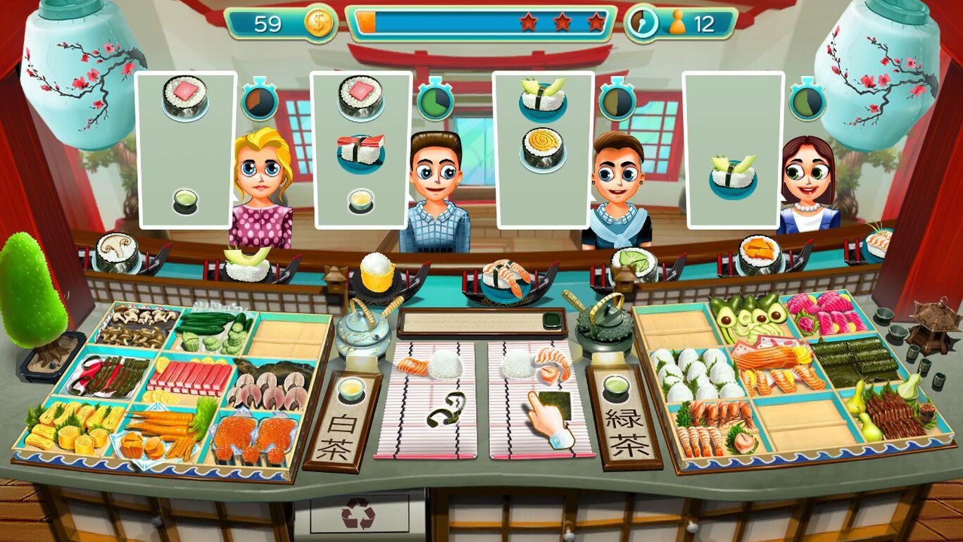 California Sushi Time! : カリフォルニアスシタイム!
