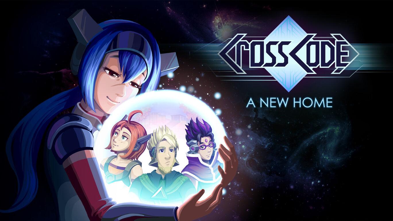 クロスコード: ニューホーム