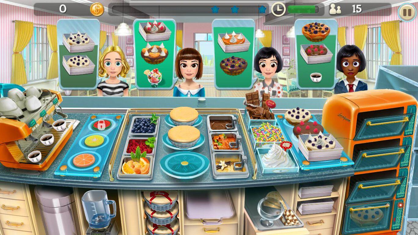 Sweet Bakery Tycoon スウィート・ベーカリー・タイクーン 拡張パック #2