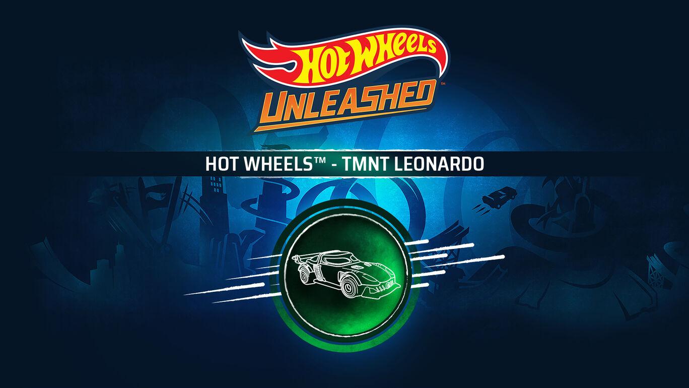 HOT WHEELS™ - TMNT Leonardo