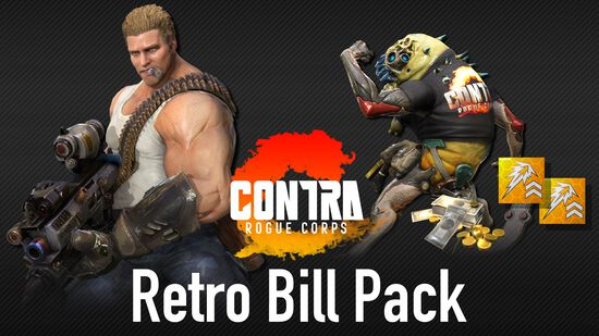 Retro Bill Pack