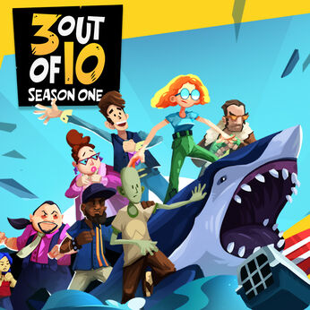 3 out of 10: Season One