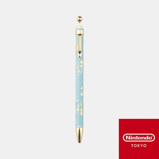 ボールペン ゼルダの伝説 夢をみる島【Nintendo TOKYO取り扱い商品】