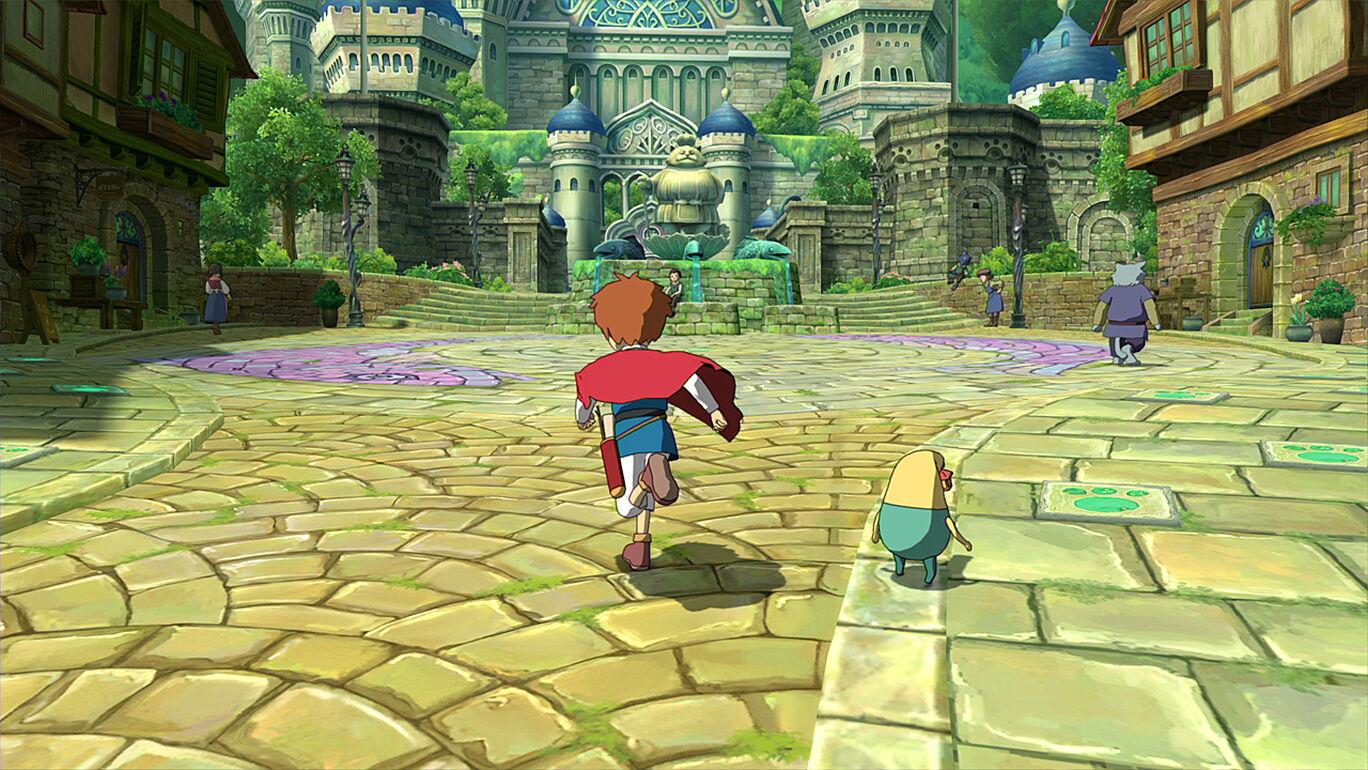 二ノ国 白き聖灰の女王 for Nintendo Switch