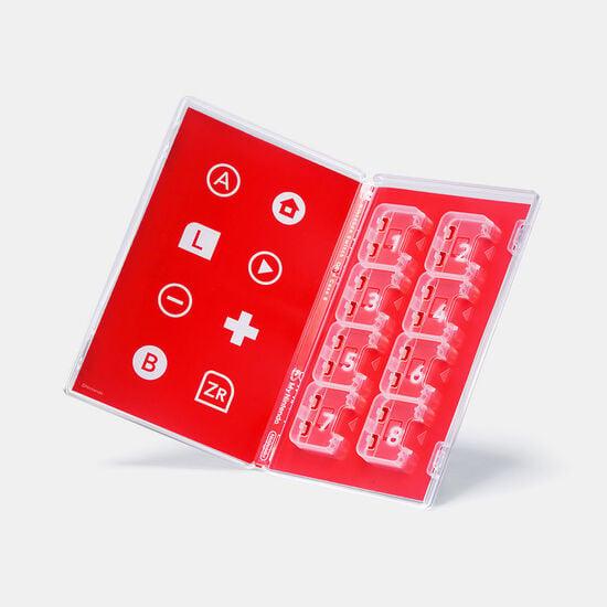 Nintendo Switch カードケース(8枚収納)