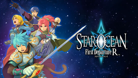 STAR OCEAN -First Departure R-