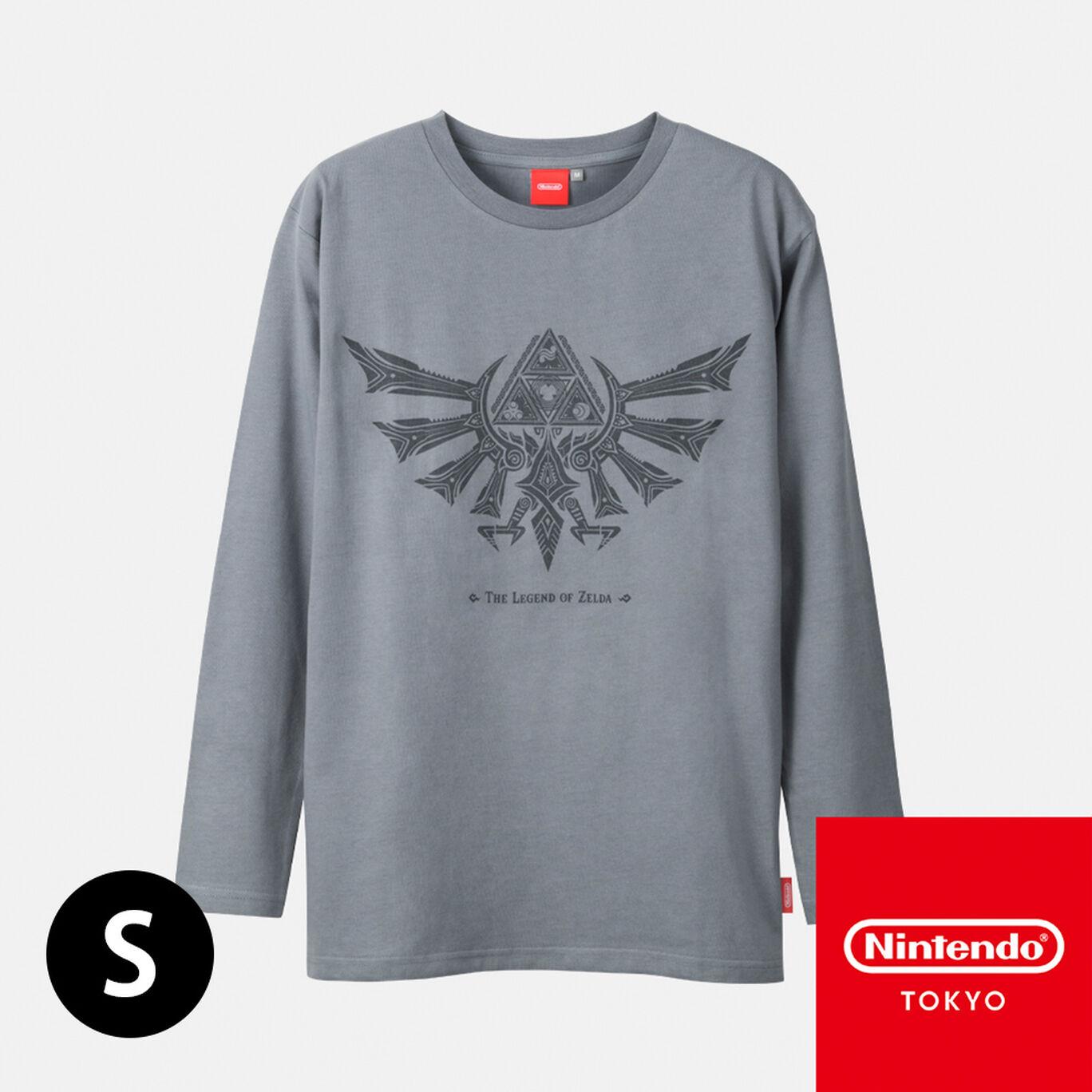 ロンT ゼルダの伝説 S【Nintendo TOKYO取り扱い商品】