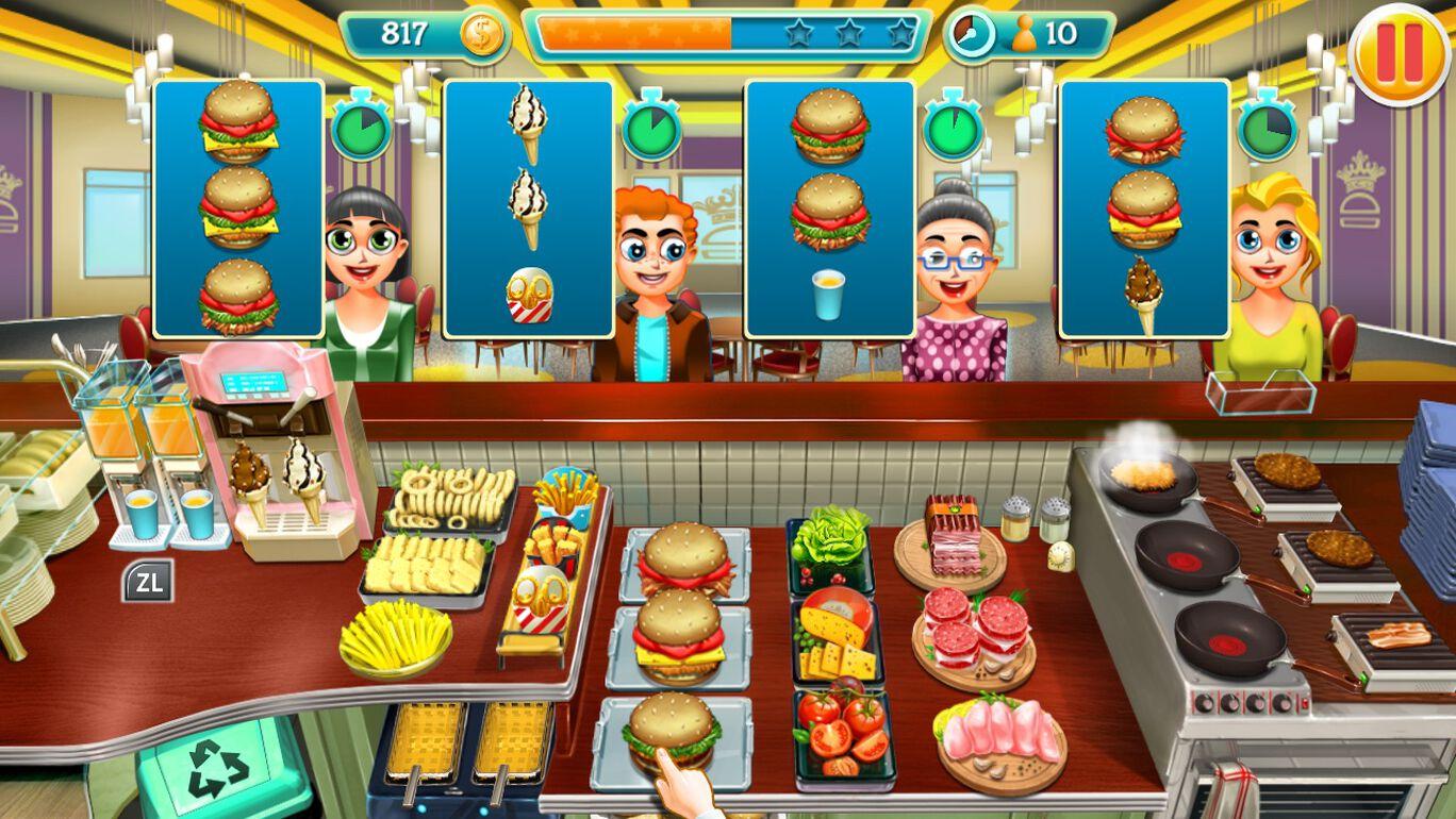 Burger Chef Tycoon 拡張パック #2
