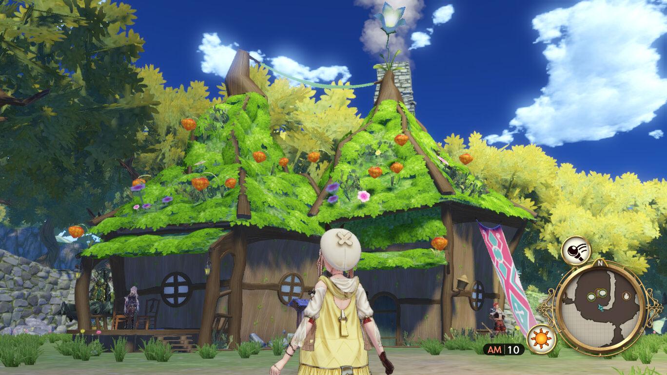 隠れ家パーツ『小妖精の森』