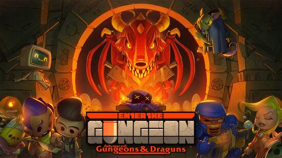 Enter the Gungeon (エンター・ザ・ガンジョン)