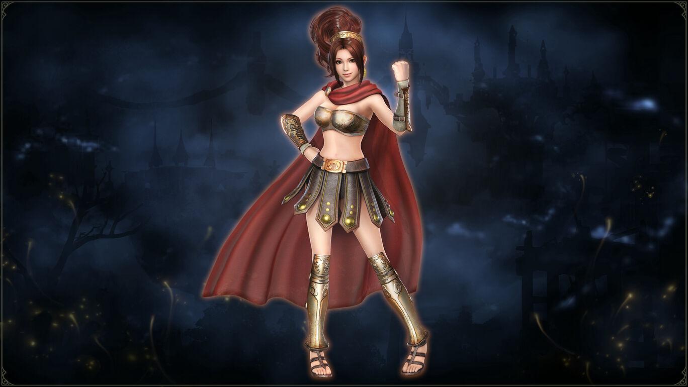 特別衣装「甲斐姫」