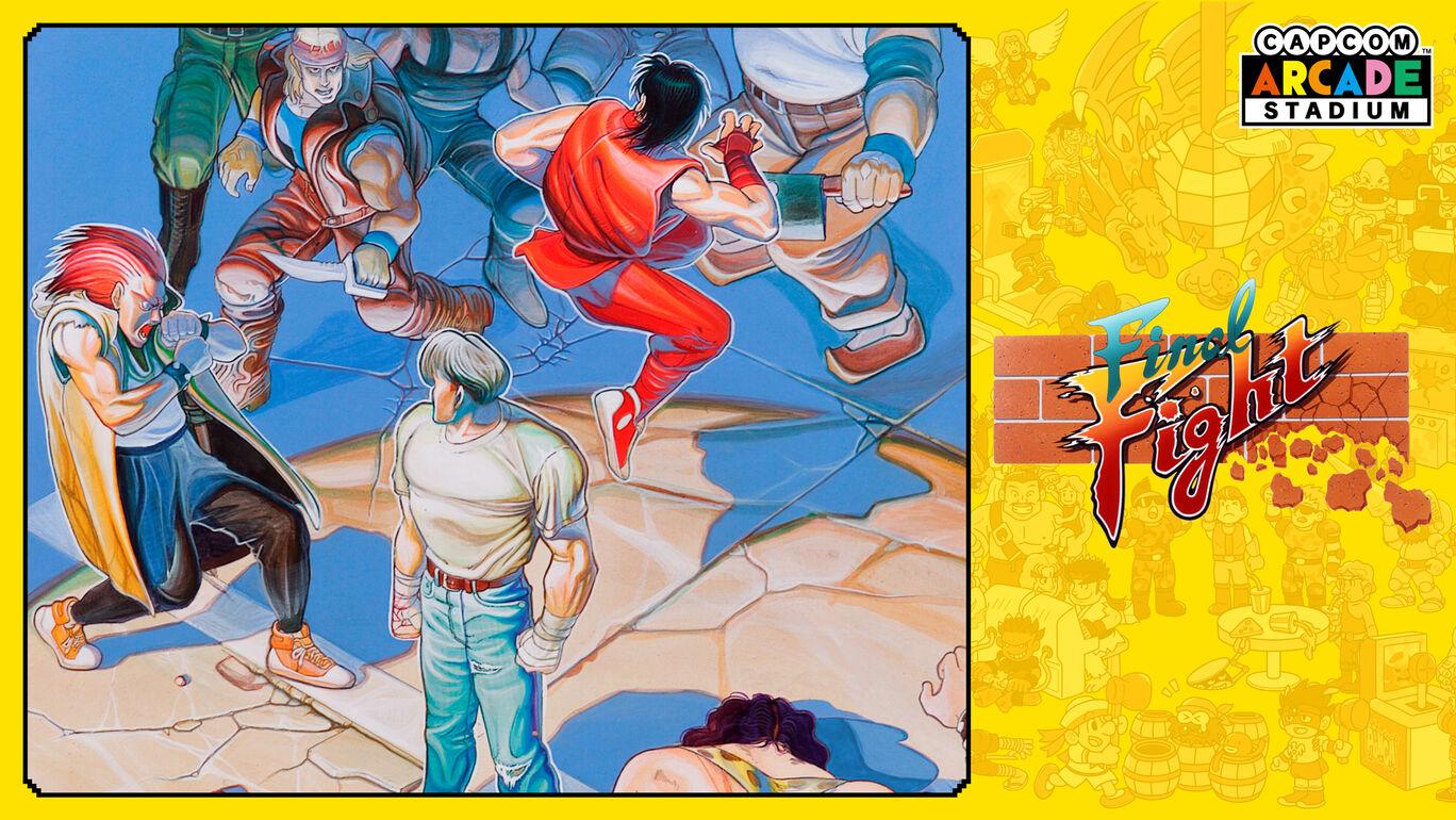 Capcom Arcade Stadium:ファイナルファイト