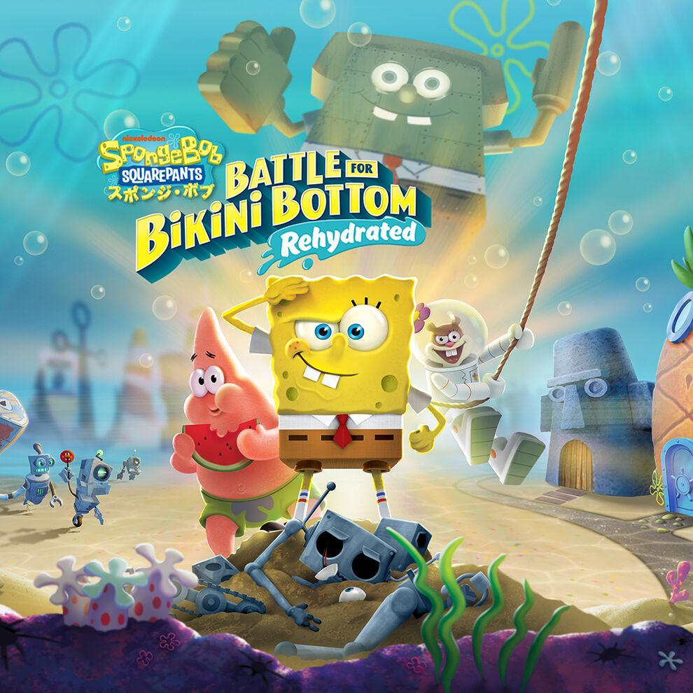 スポンジ・ボブ:Battle for Bikini Bottom - Rehydrated