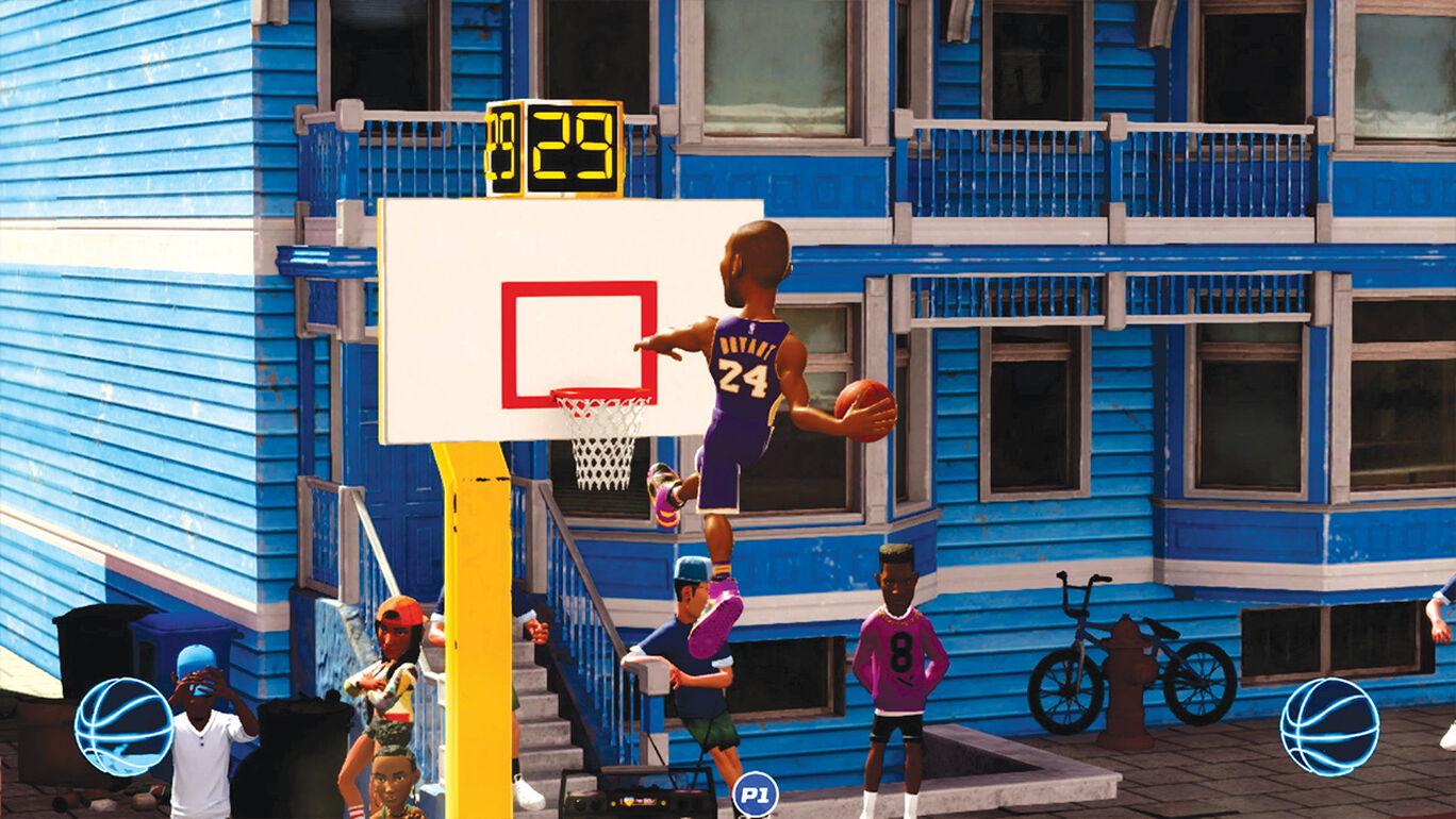NBA 2K プレイグラウンド2