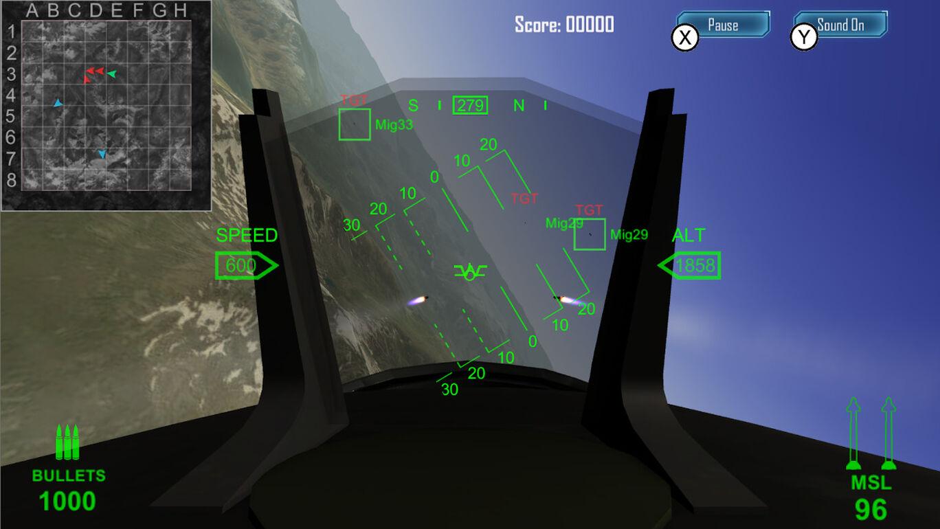 Top Gun Air Combat