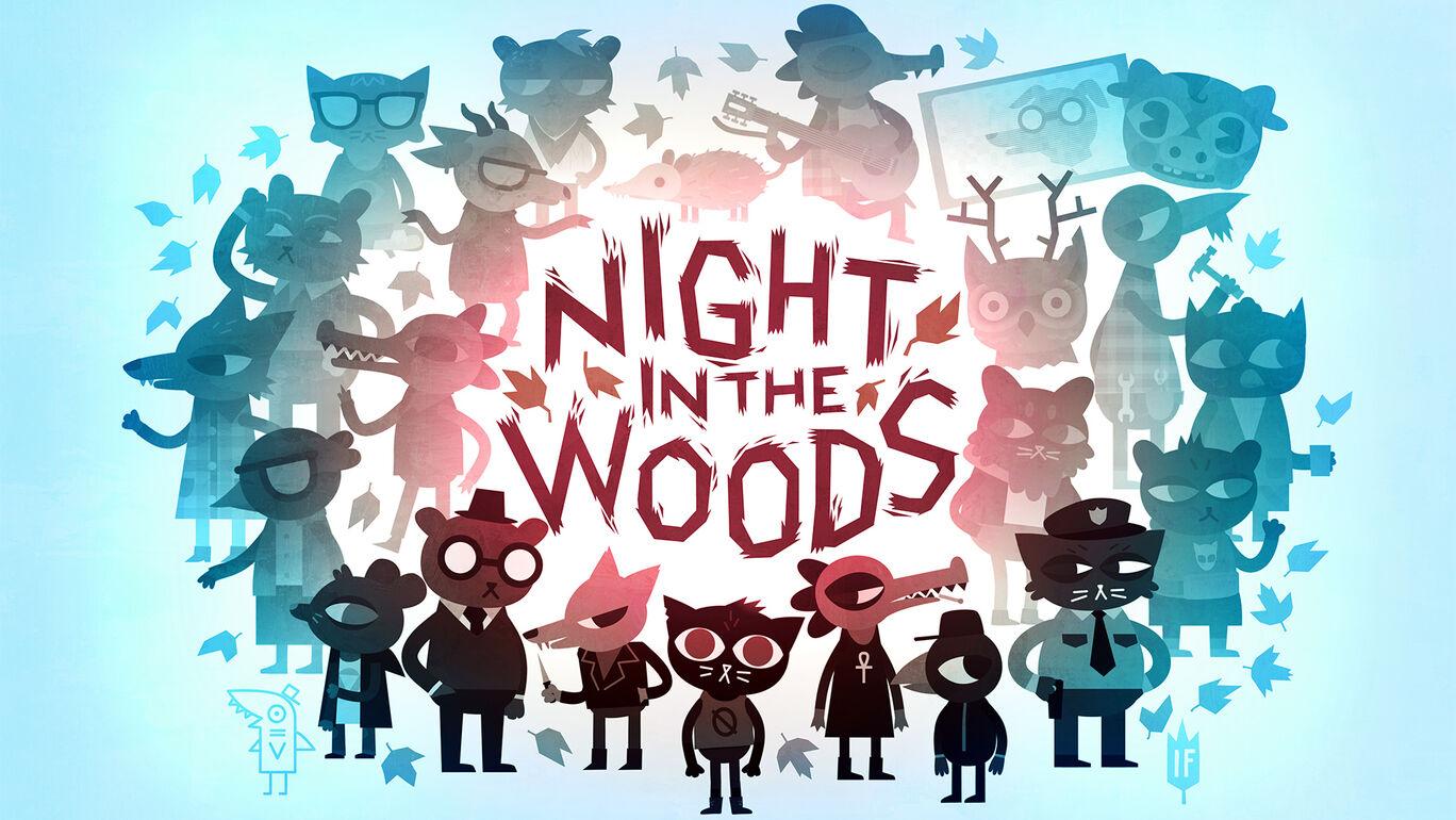 ナイト・イン・ザ・ウッズ (Night in the Woods)