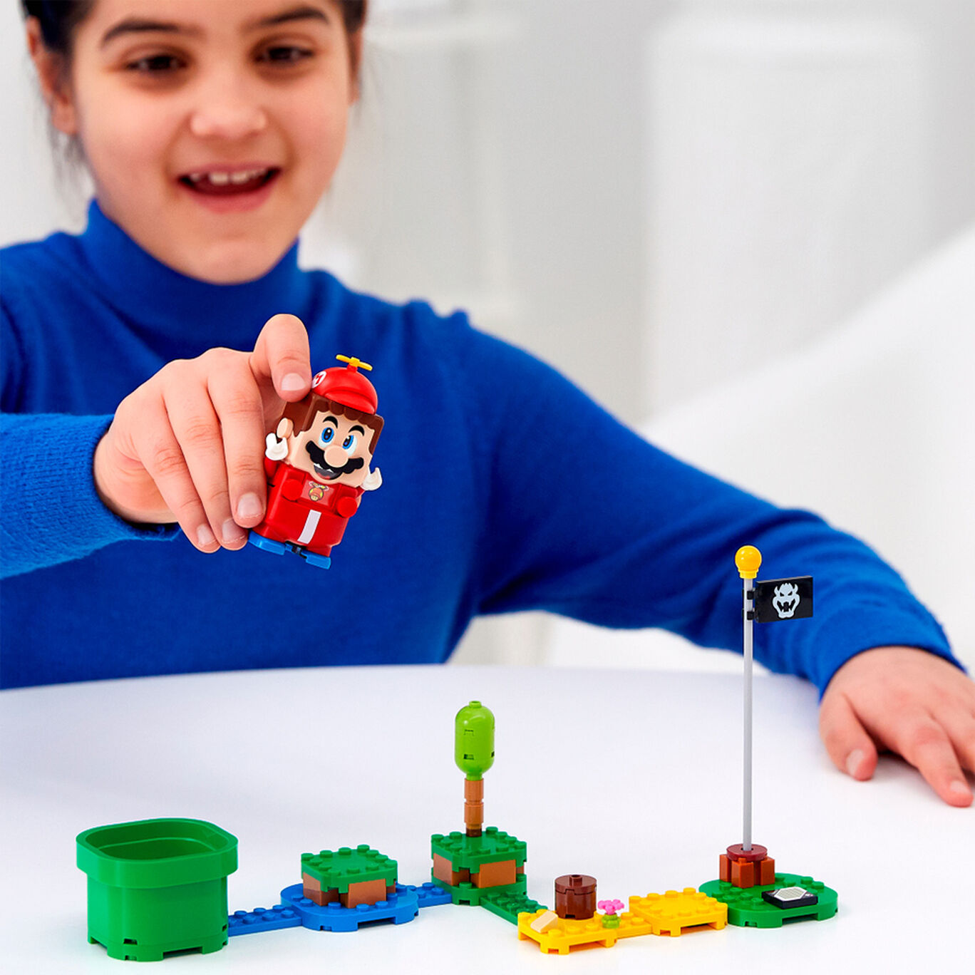 レゴ(R)スーパーマリオ プロペラマリオ パワーアップ パック