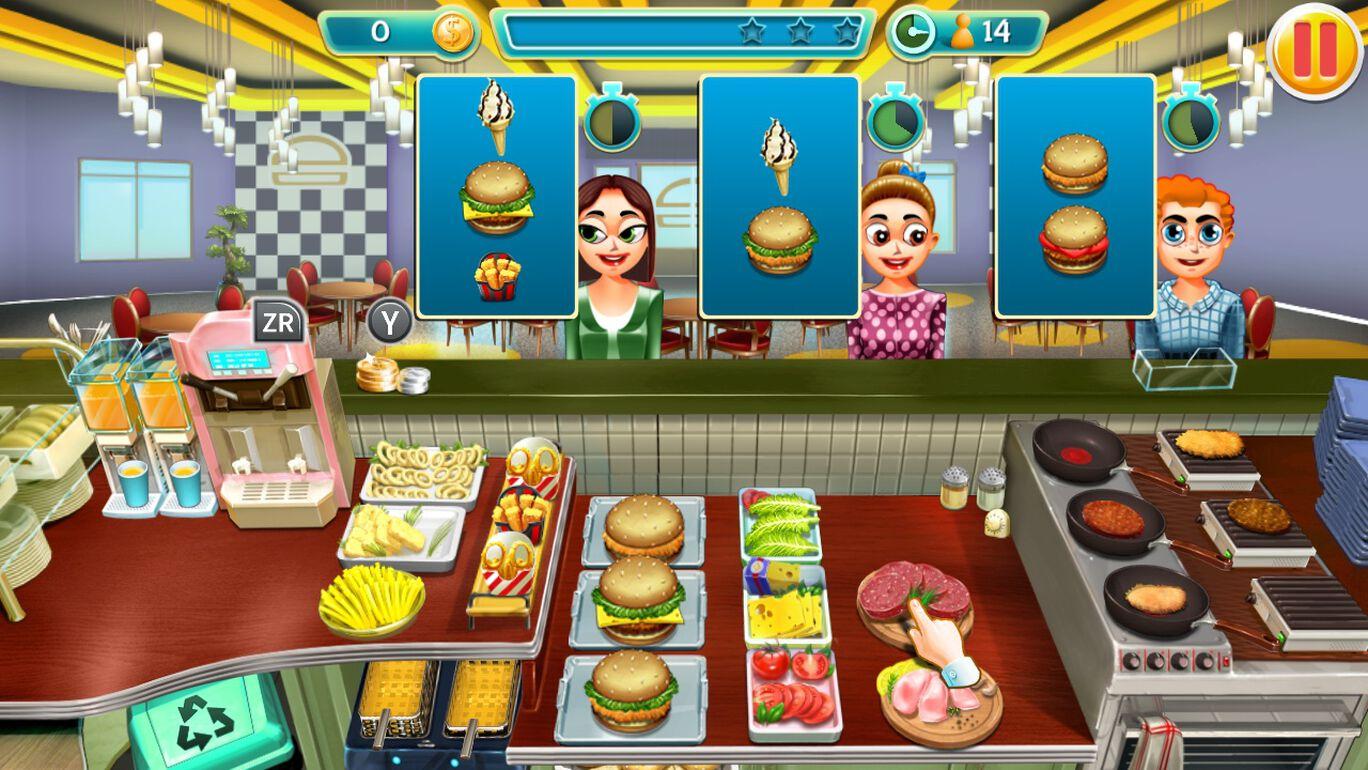 バーガーシェフ・タイクーン (Burger Chef Tycoon)
