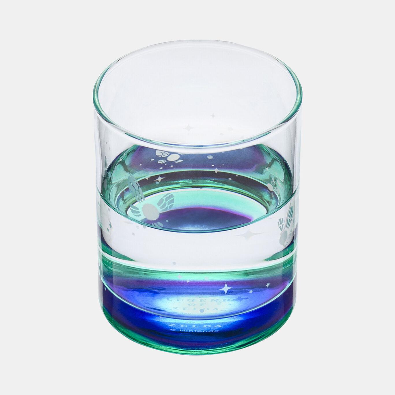 【新商品】グラス 妖精の泉 ゼルダの伝説【Nintendo TOKYO取り扱い商品】