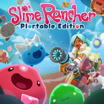 Slime Rancher: Plortable Edition