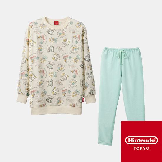 ルームウェア どうぶつの森【Nintendo TOKYO取り扱い商品】