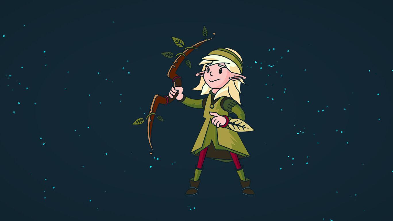 Elf エルフ