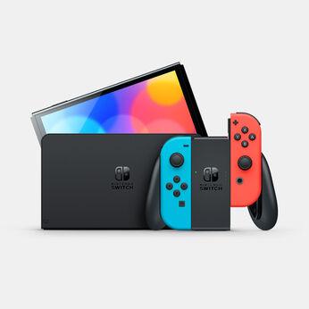 Nintendo Switch(有機ELモデル)カスタマイズ
