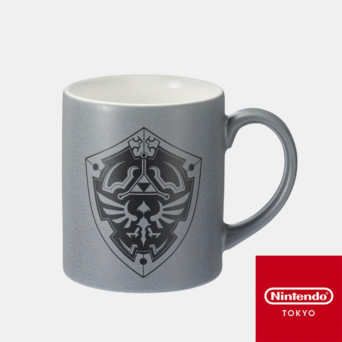 マグカップ ゼルダの伝説 B【Nintendo TOKYO取り扱い商品】