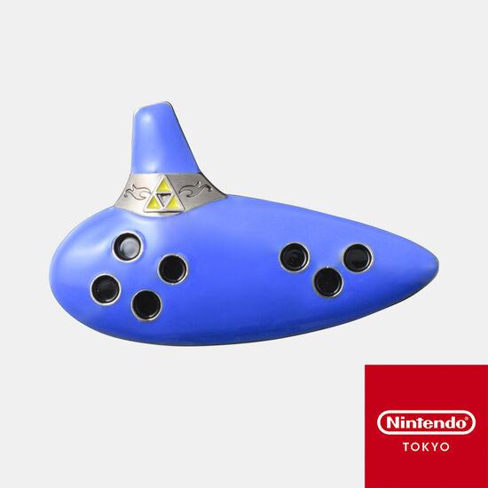 ピンズ 時のオカリナ ゼルダの伝説【Nintendo TOKYO取り扱い商品】